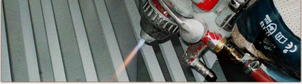 zincatura per metallizzazione